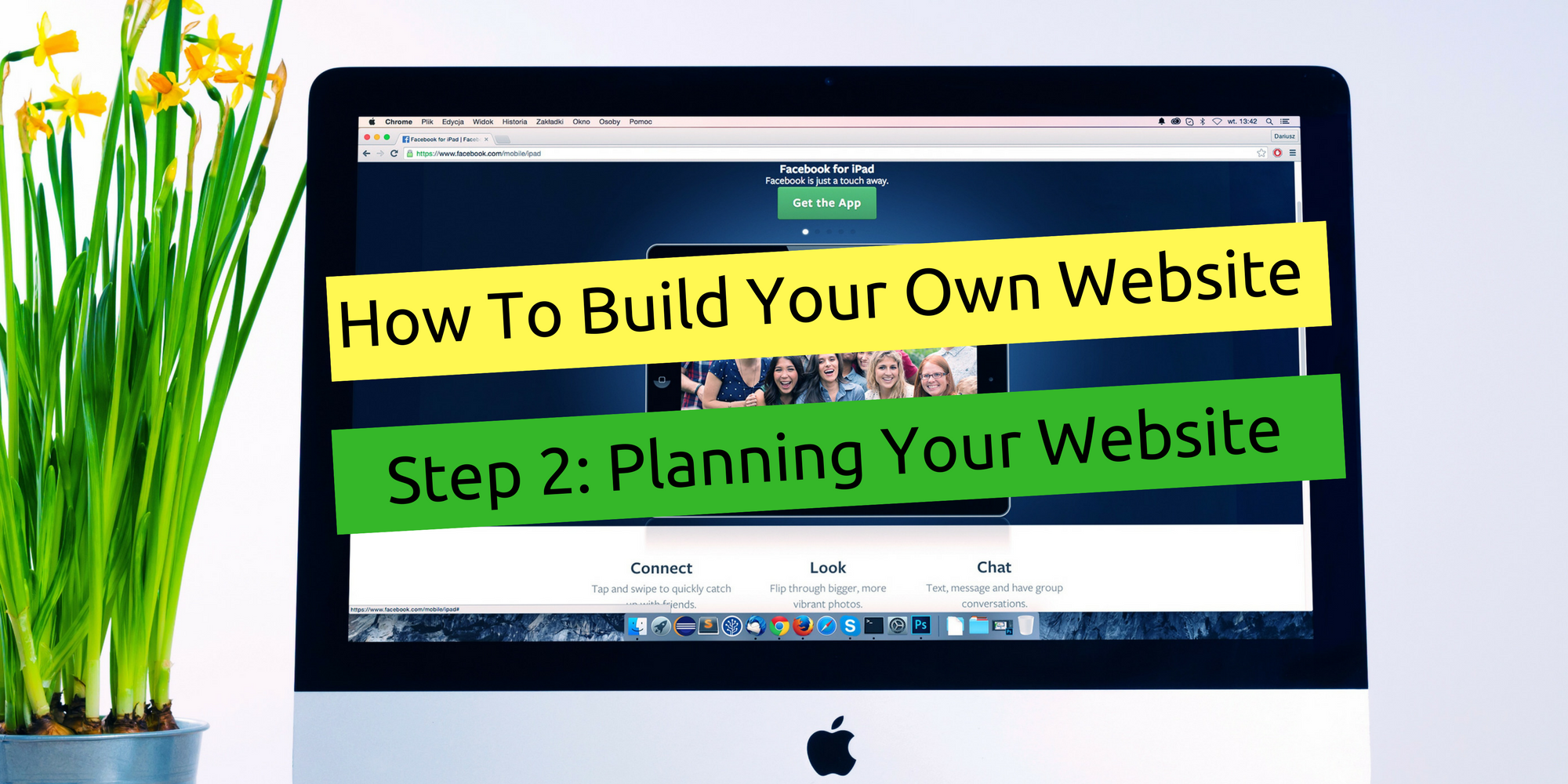 How To Build Your Own Website Step 2 Planning Your