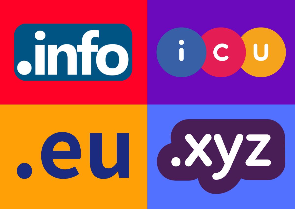 Huge Savings On Domain Extensions